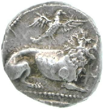 Obverse Amathous, Zotimos, SilCoinCy A1904